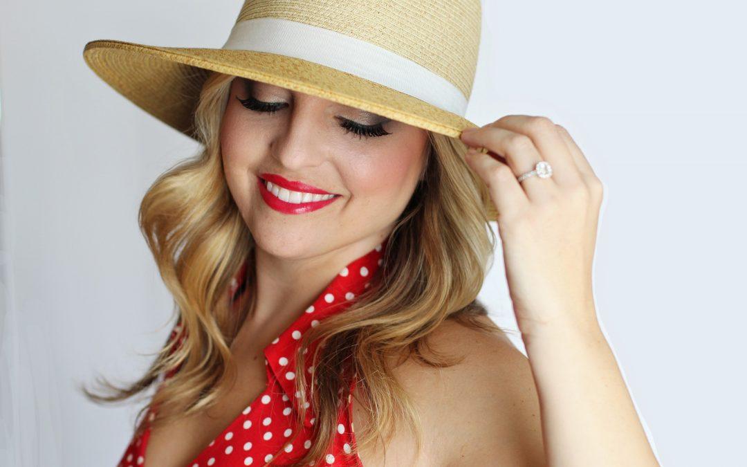 Antyperspiranty i sztyfty… bo w końcu kobiety też się pocą!